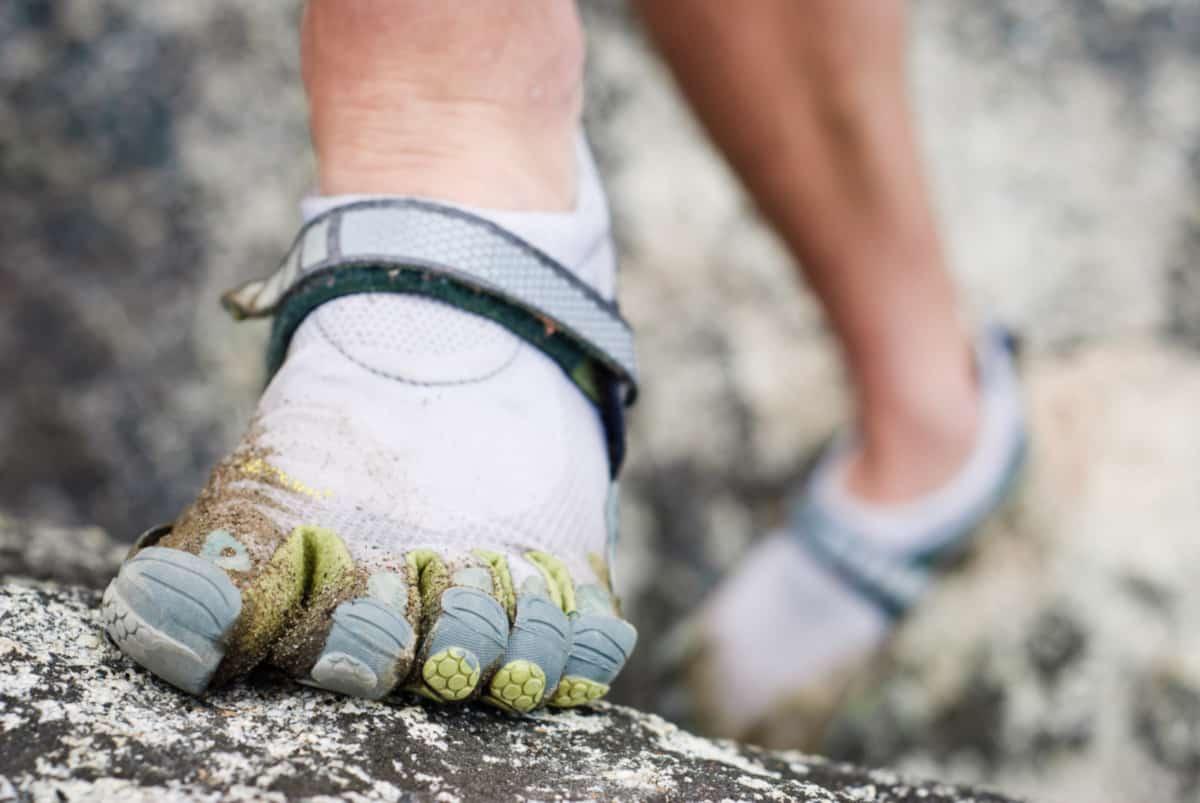 minimalist running footwear