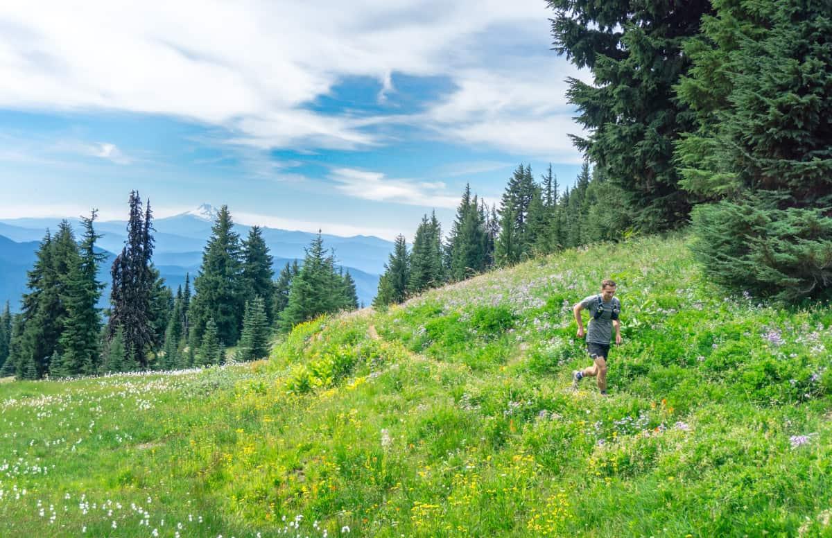 minimalist trail running