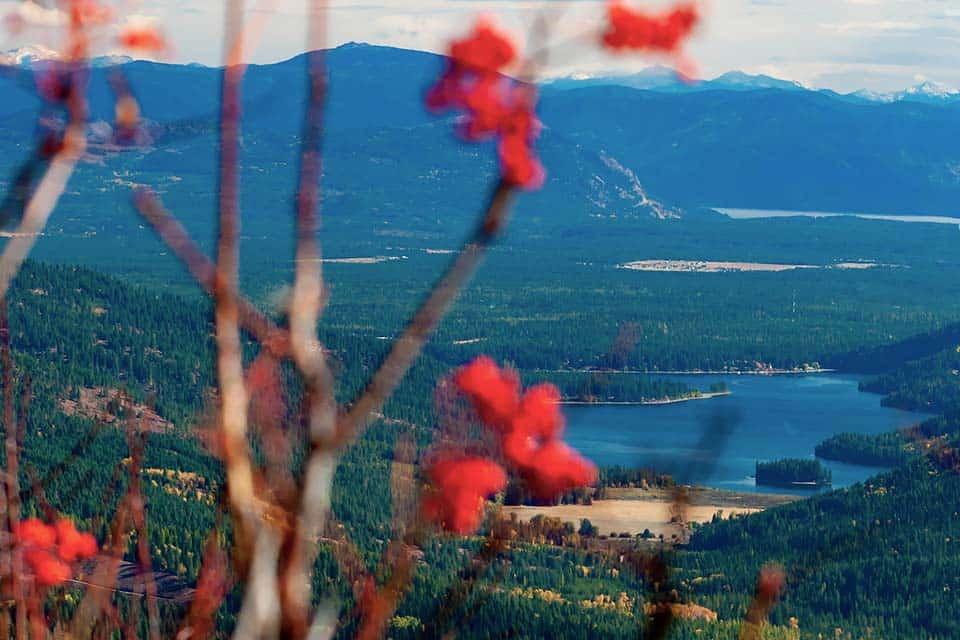 mount spokane three peaks loop