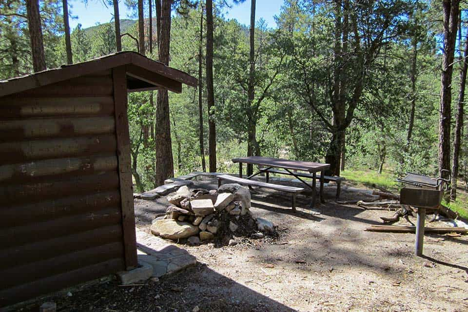 Hazlett Hollow Campground