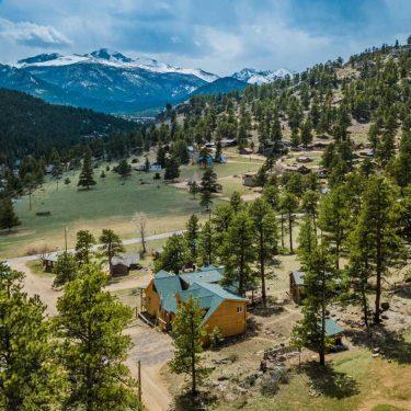 best estes park airbnb rentals