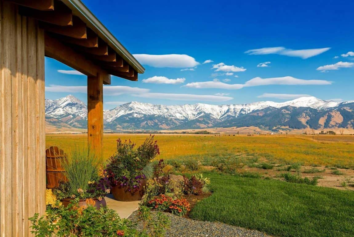 best unique montana airbnbs