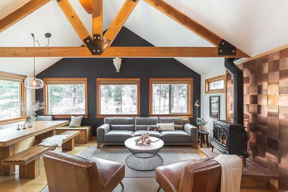 blackfoot basecamp montana airbnb