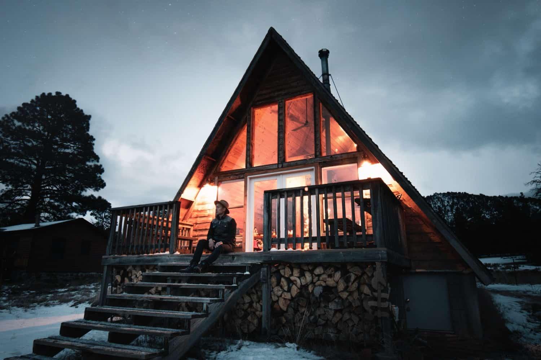 flagstaff cabin rentals