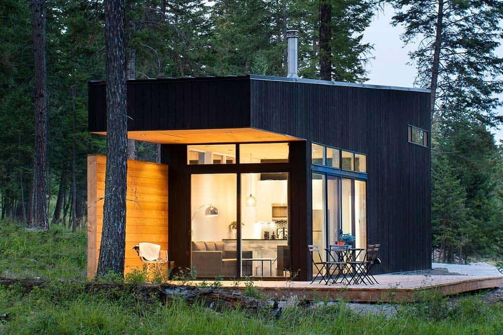 flathead lake tiny house