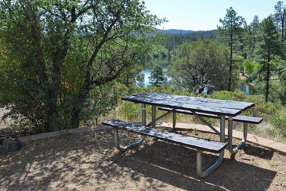 lynx lake camping prescott