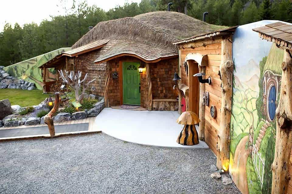 the shire cabin montana