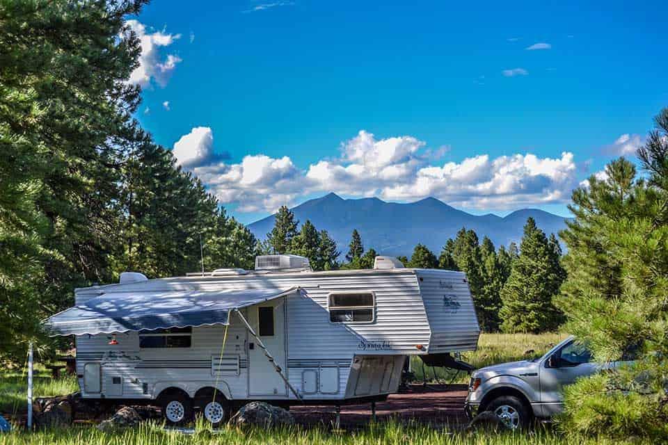 canyon vista campground flagstaff
