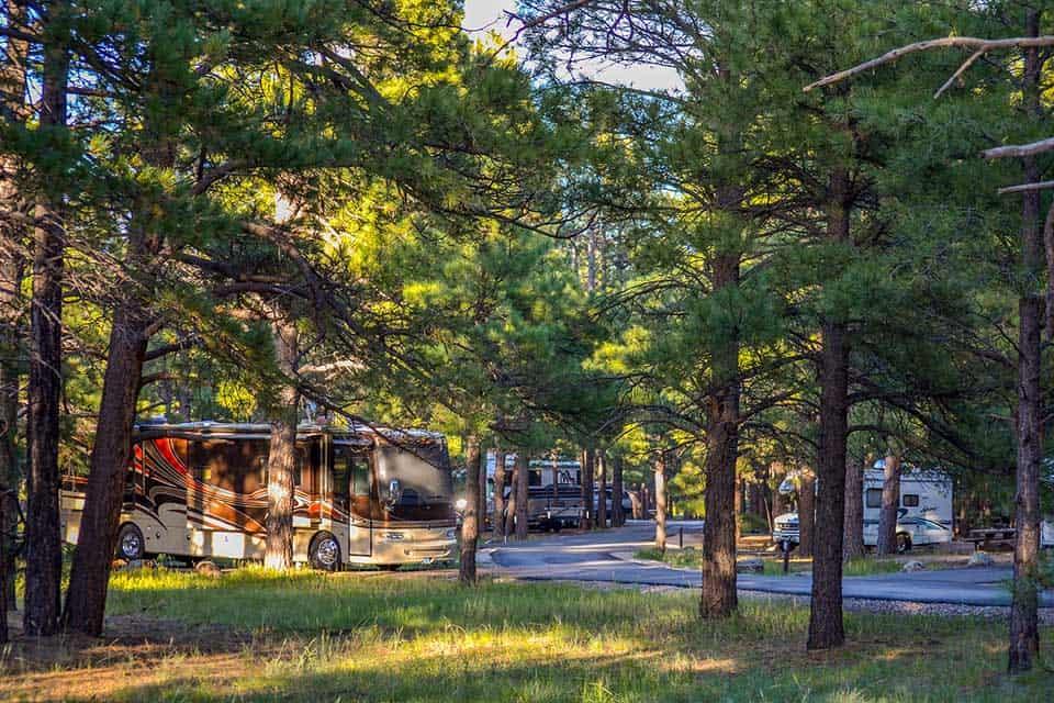 pinegrove campground arizona