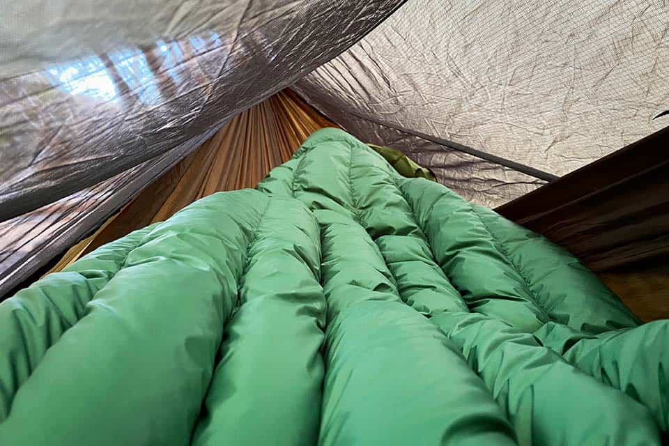 ugq bandit in hammock