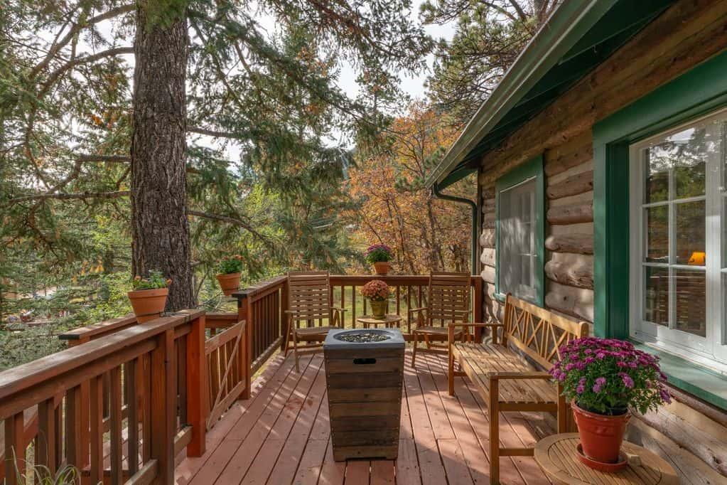 Cascade CO cabin rental