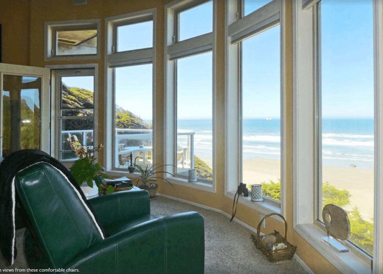 Coastal Jewel at Sea Rock