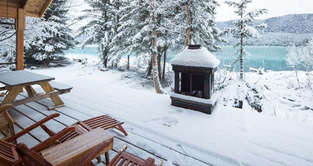 Ketchikan Cabin at Kenai Lake