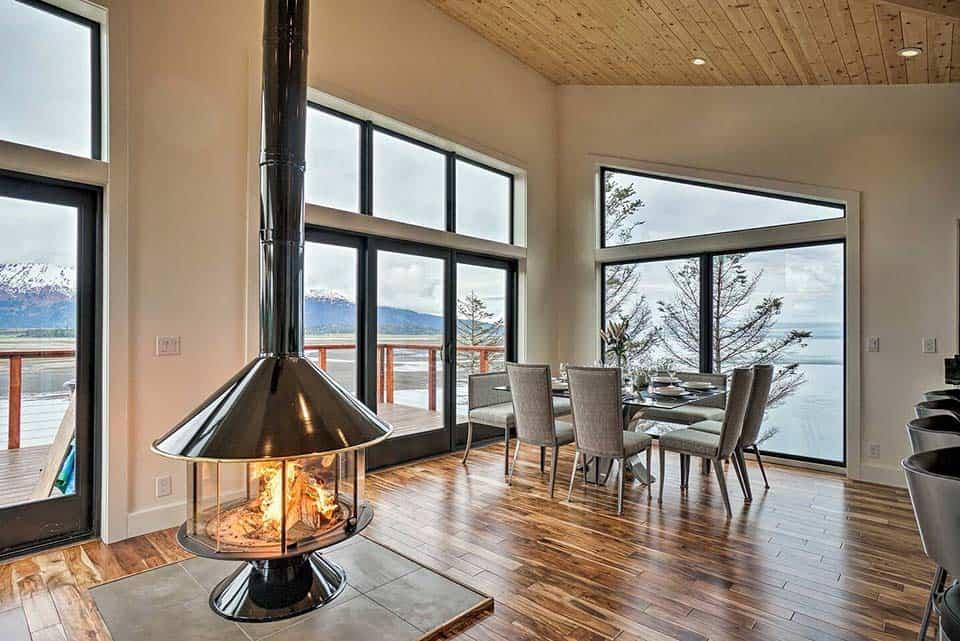 Luxury Homer Villa Alaska