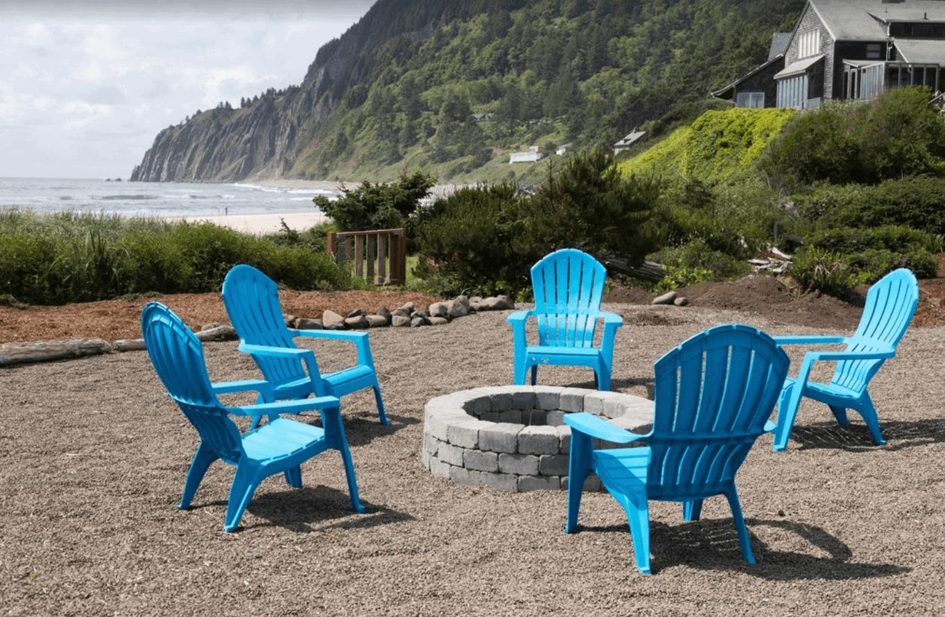 Oceanfront Cottage at Neahkahnie Beach