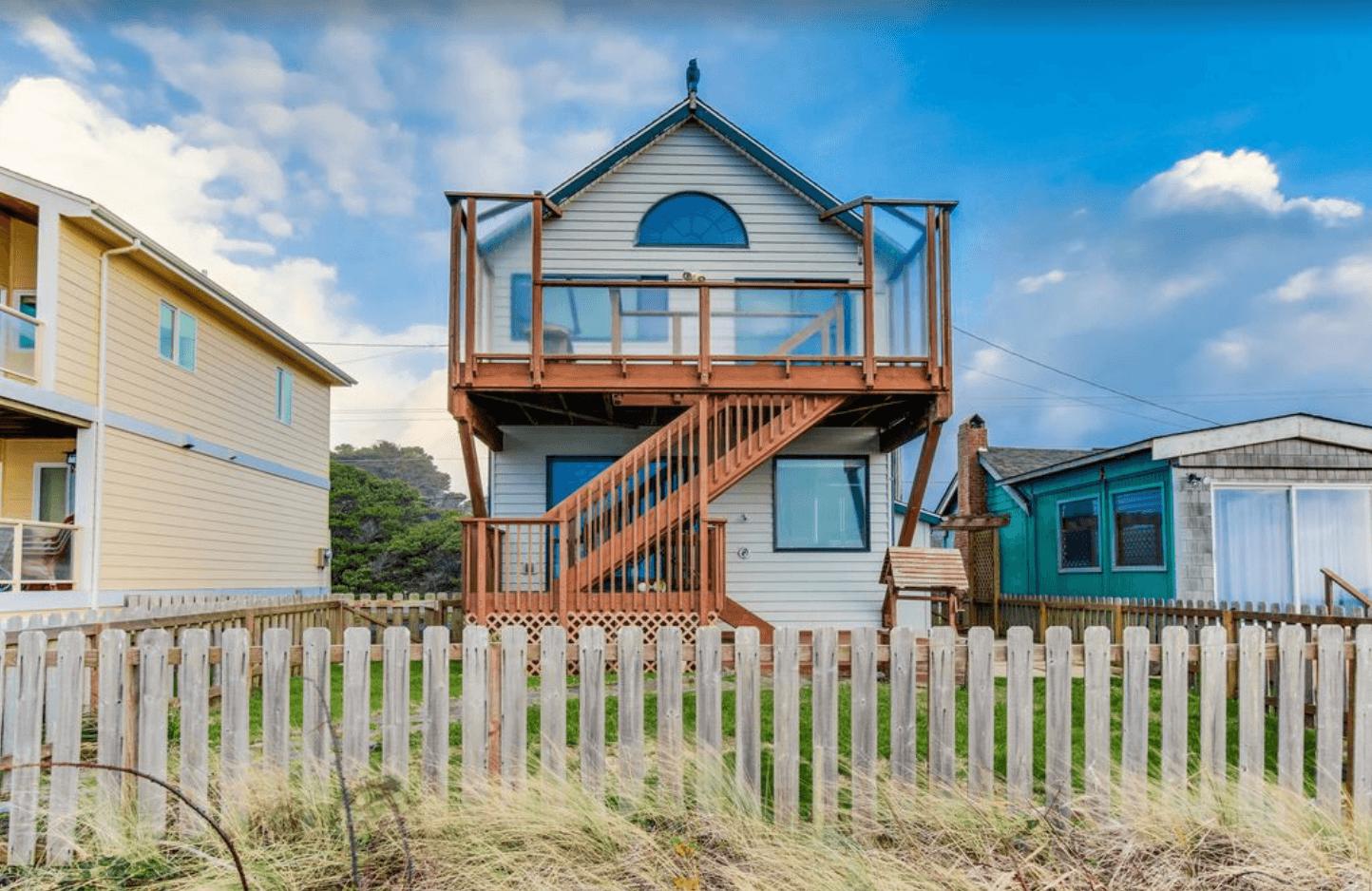 Wakonda Oceanfront Escape
