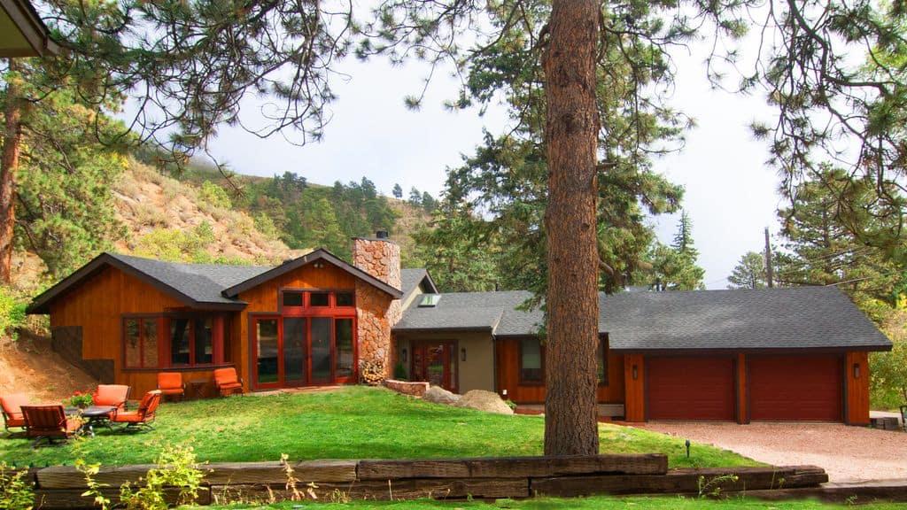 Woodland Park cabin rental