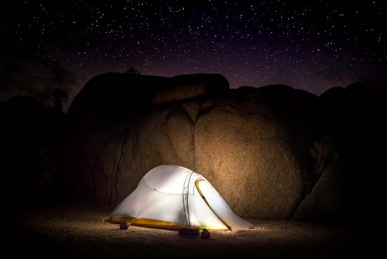 best camping southern california