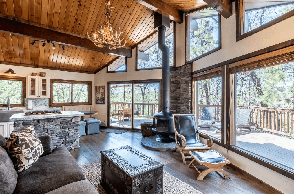 big bear cabin rental