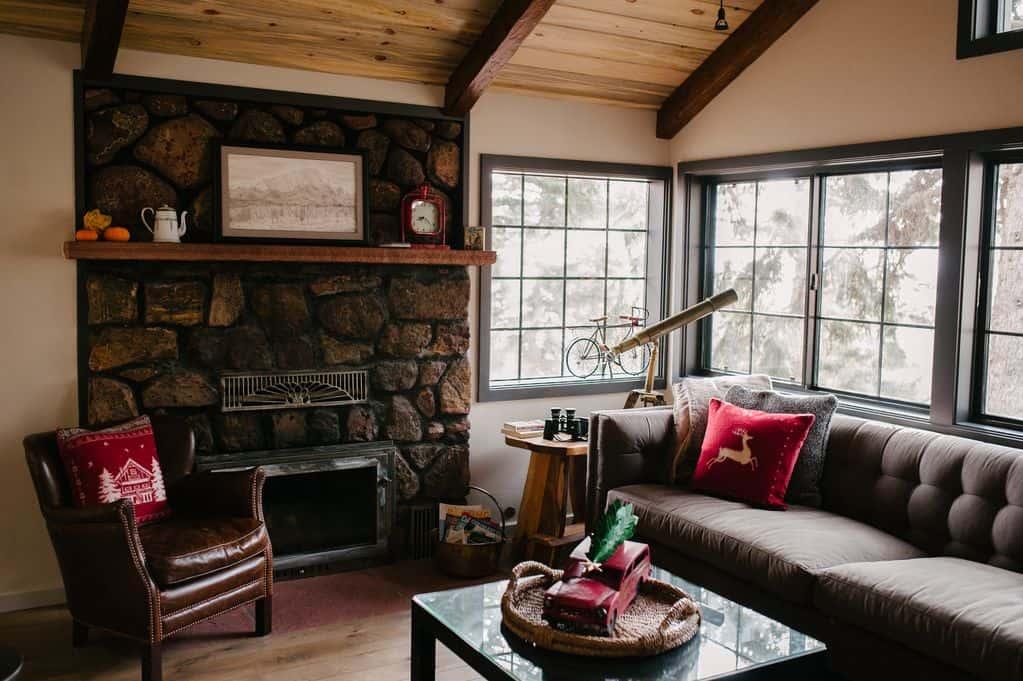 cabin near colorado springs