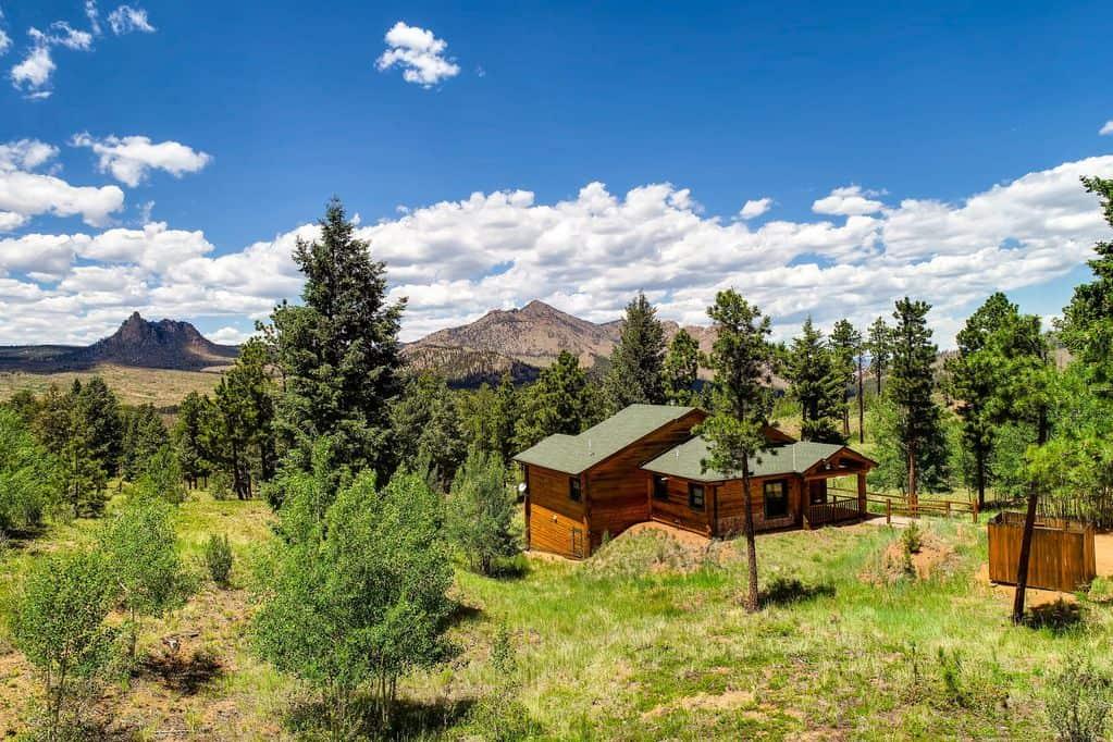 cabin rentals near colorado springs