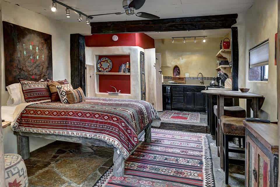 casita airbnb rental santa fe