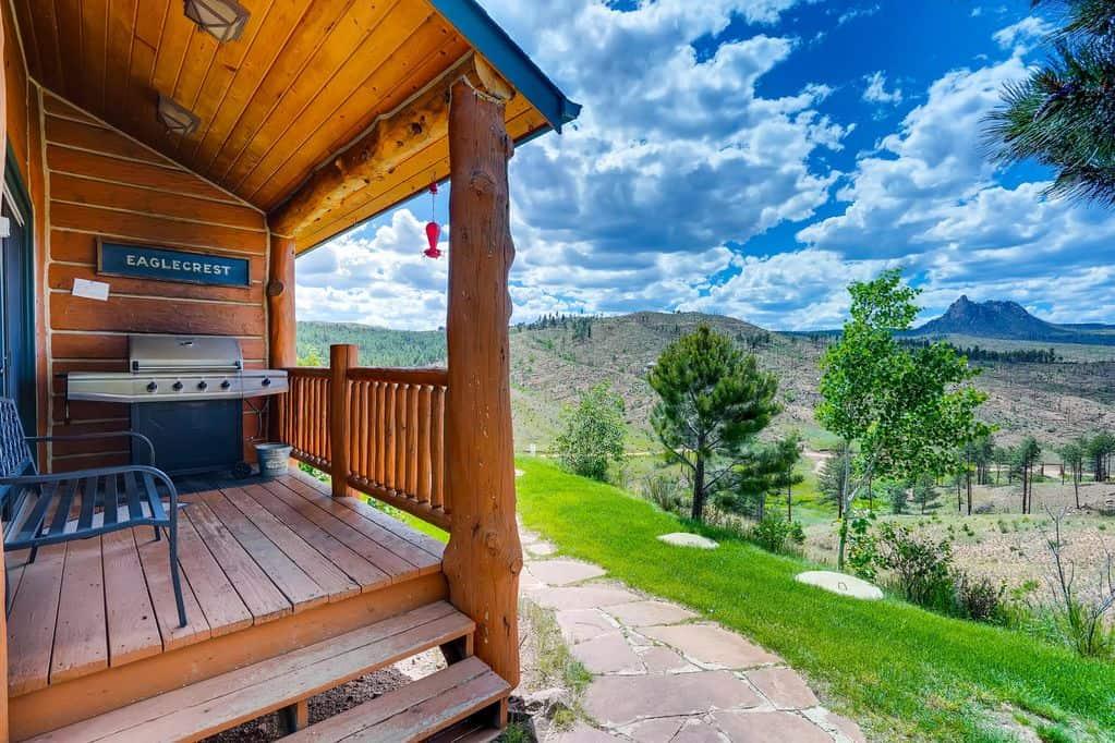 eaglecrest cabin CO springs