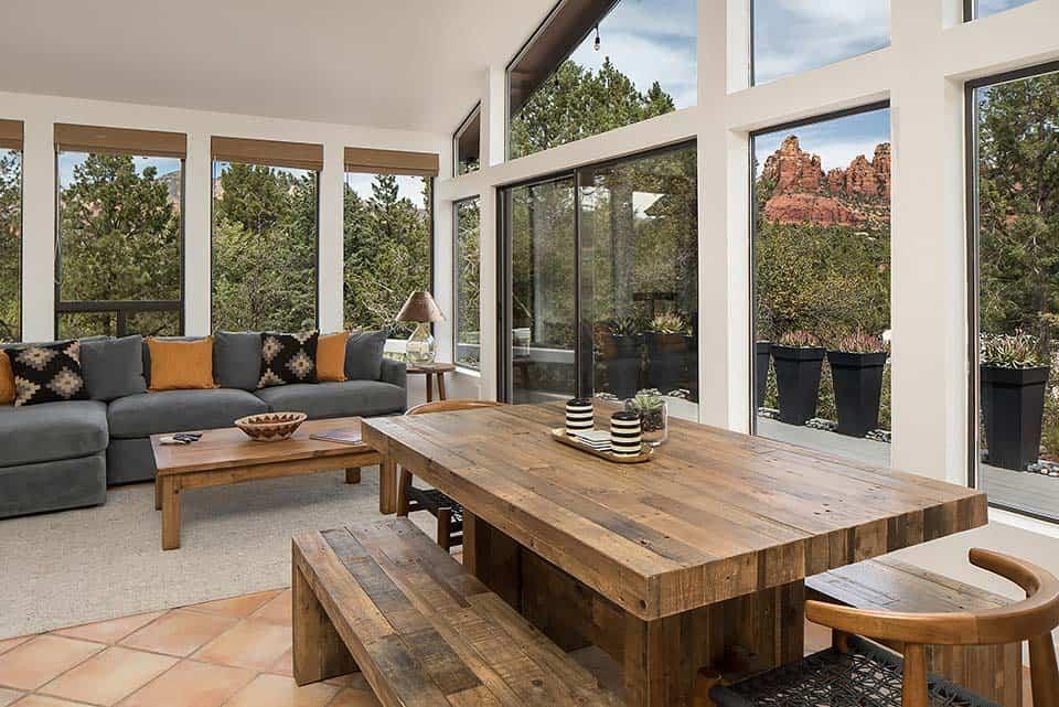 remodeled sedona airbnb