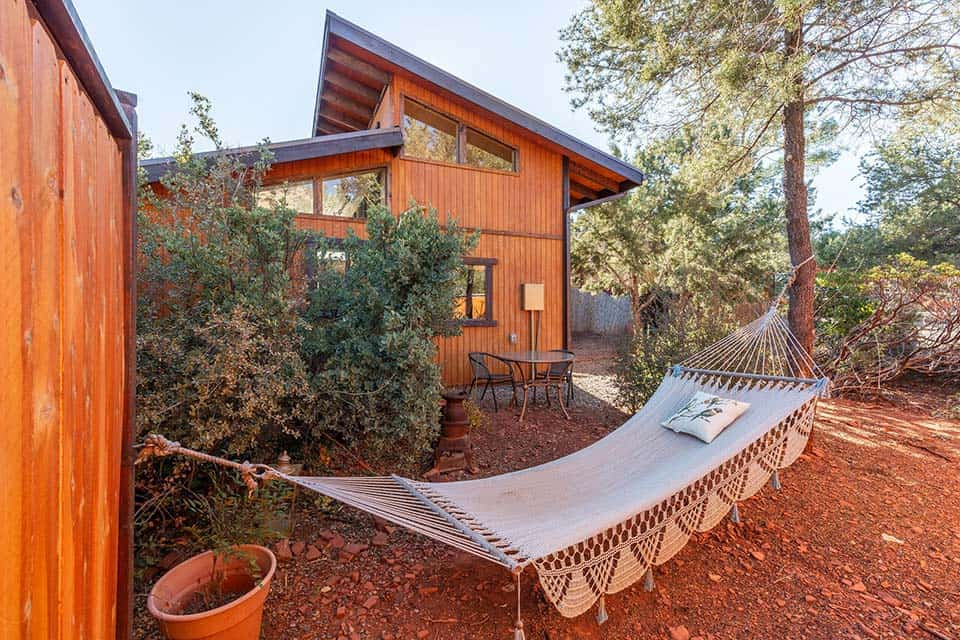 sedona tiny home airbnb