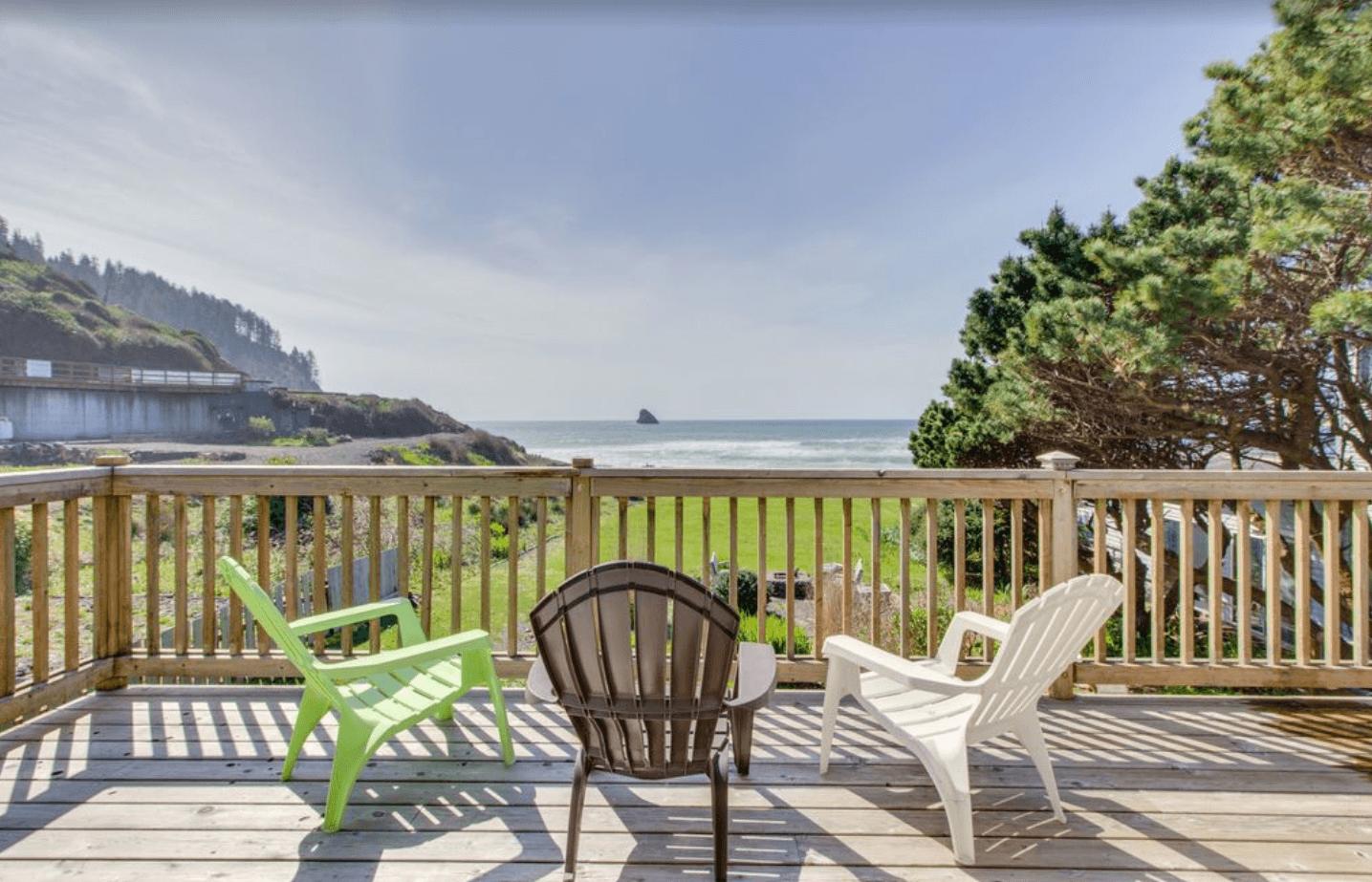 shoreline cottage cape meares