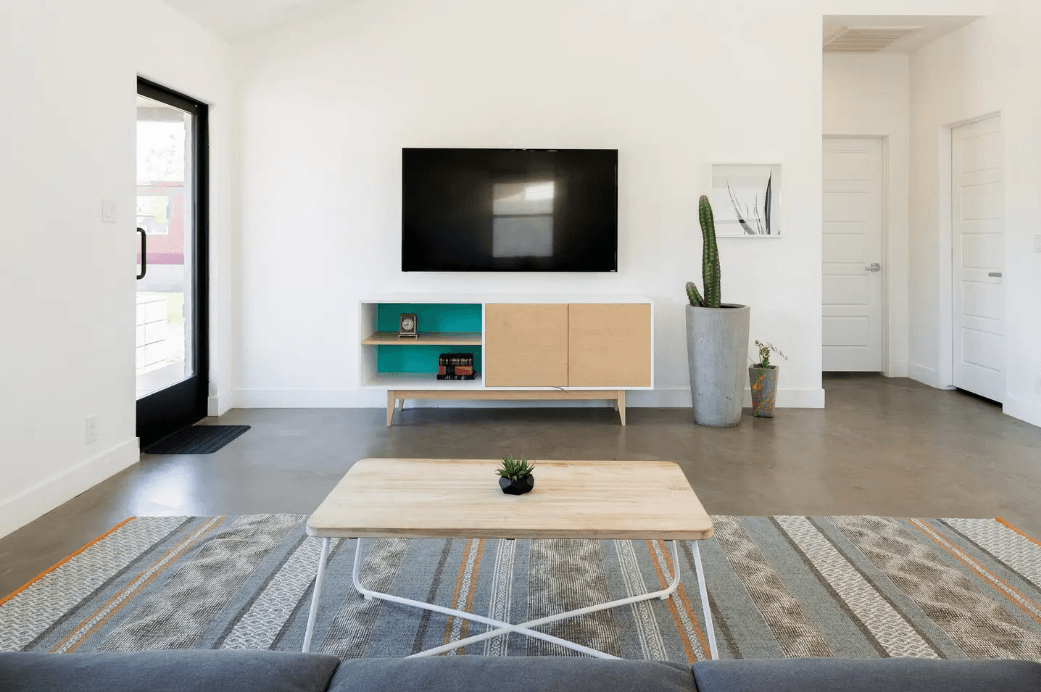 Contemporary Home in Alhambra
