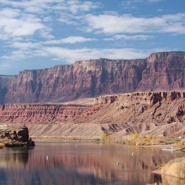 best camping near water arizona