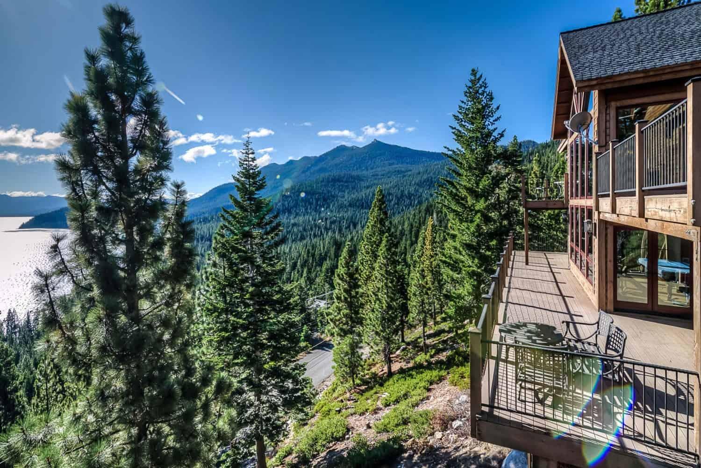 lake tahoe airbnb rental