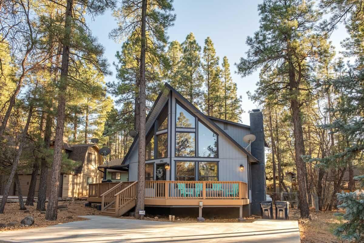 munds park cabin bobcat retreat