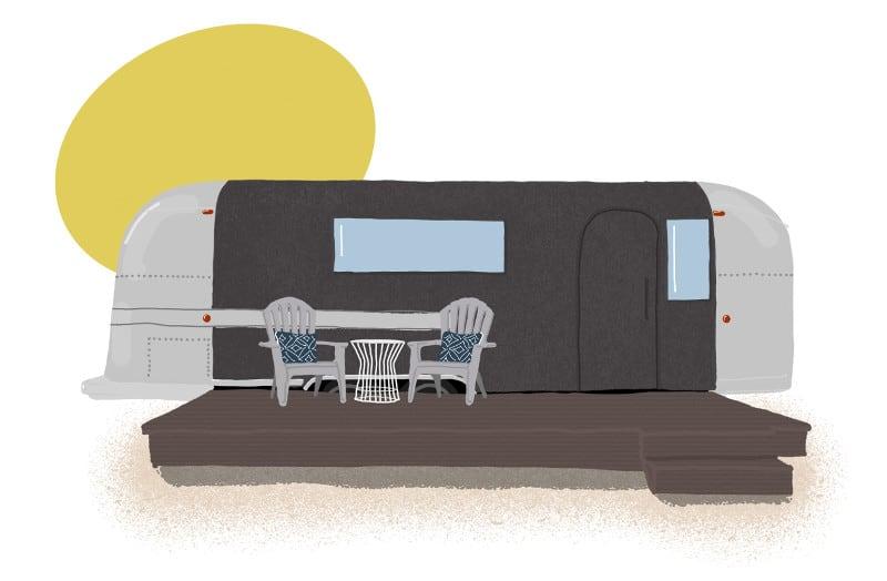 phoenix airstream airbnb