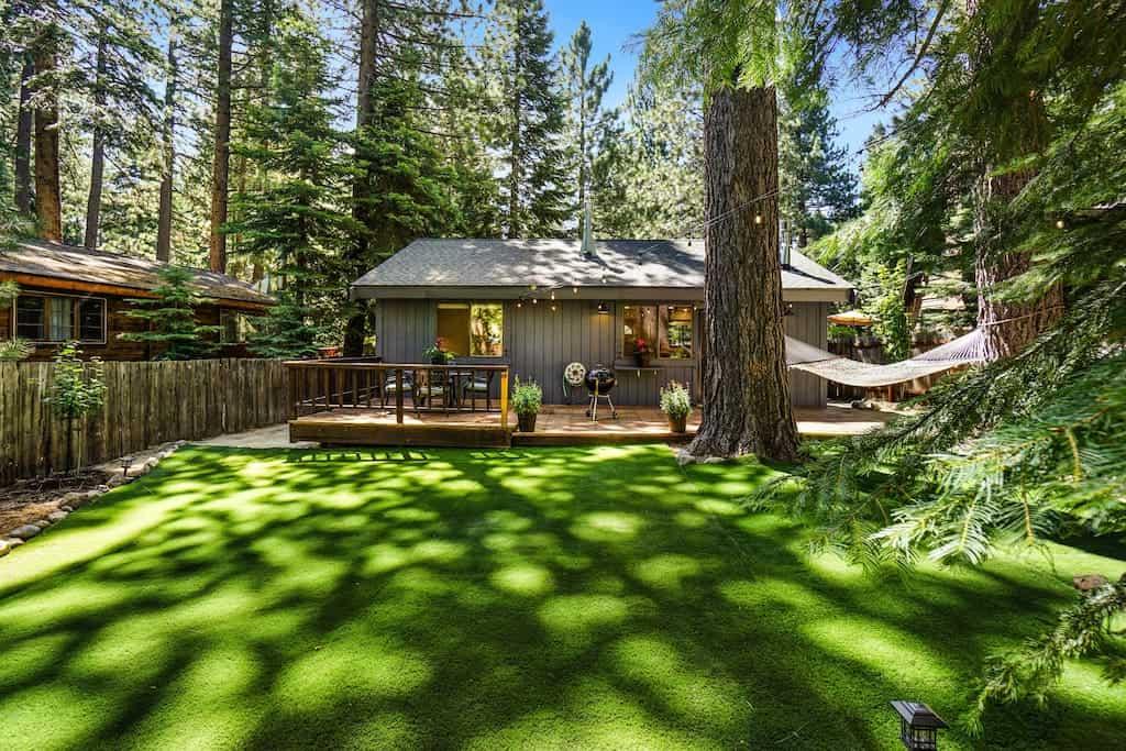 sunnyside cabin tahoe