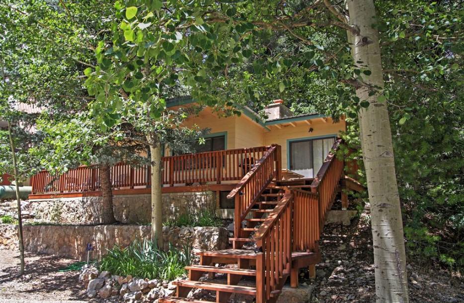 Cloudcroft Cabin
