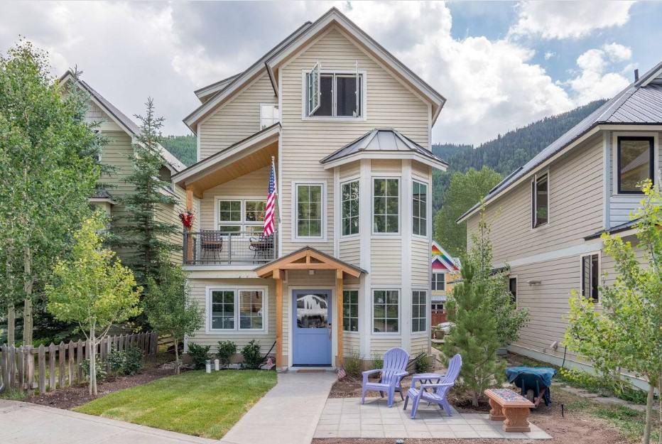 Modern Telluride Home