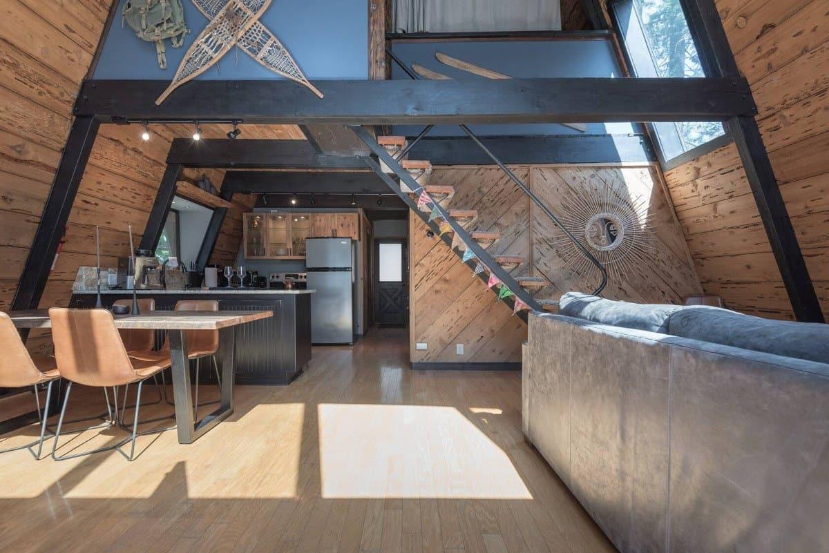 Sylvan Moondance cabin