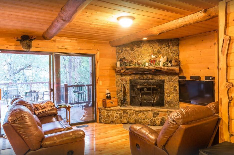 Tonto Creek Mountain Cabin
