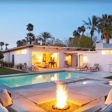 VRBO rentals Palm Springs California