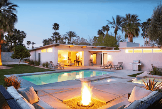 VRBO rentals Palm Springs California