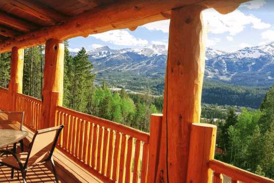 best vrbo rentals breckenridge colorado