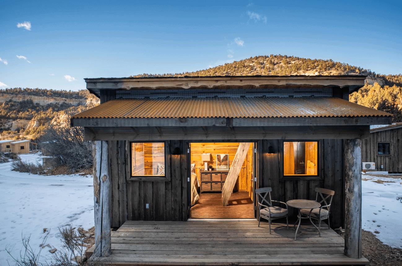 boundary cabin 5