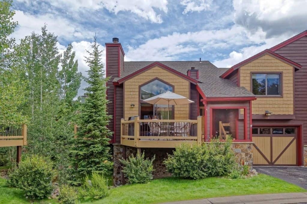 breckenridge co townhome vrbo