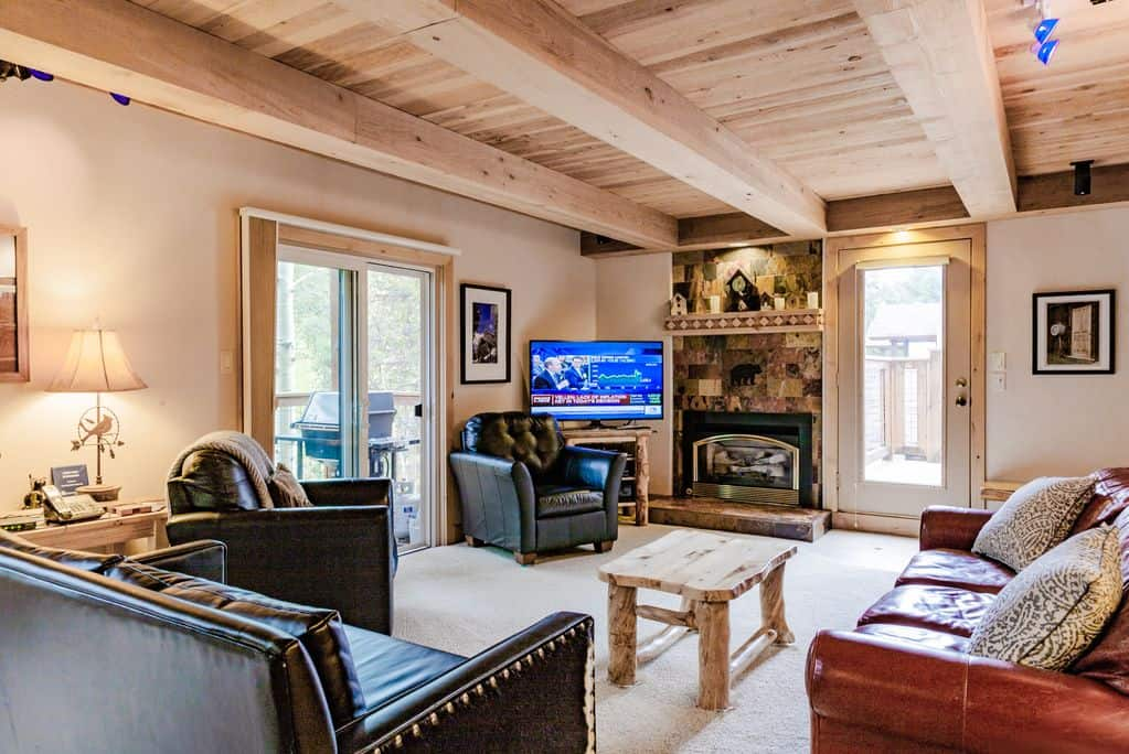 breckenridge penthouse condo rental