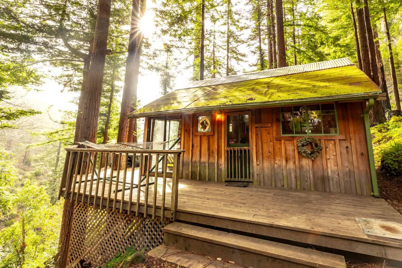 carmel cabin rental