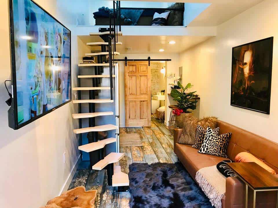 denver loft airbnb