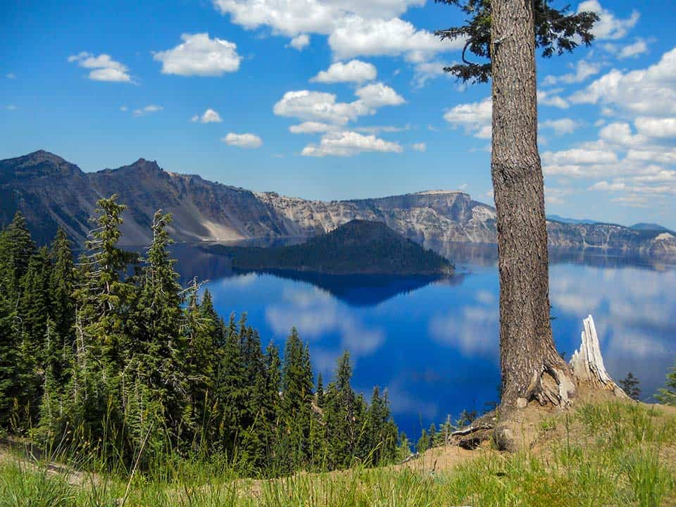 discovery point trail crater lake