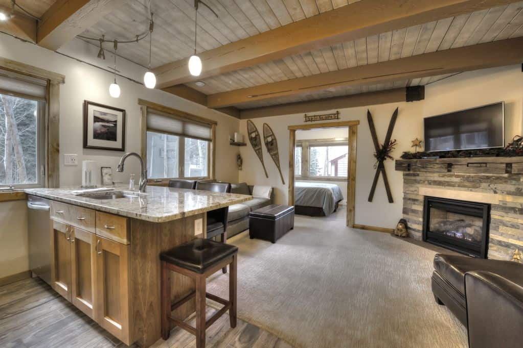 luxury breckenridge vrbo condo